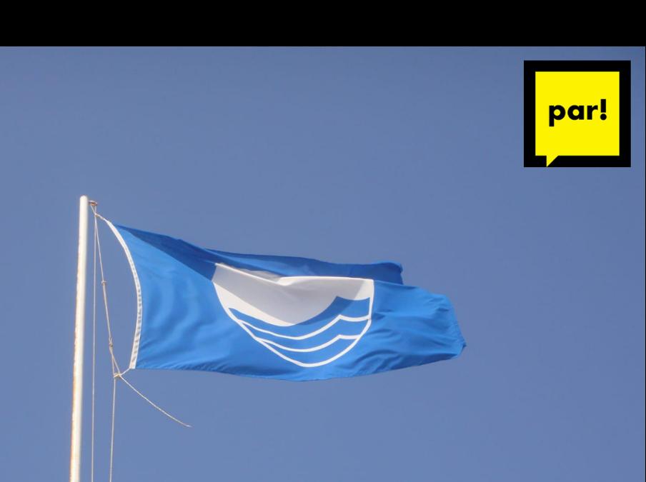 Jūrmalnieki ir pelnījuši Zilo karogu