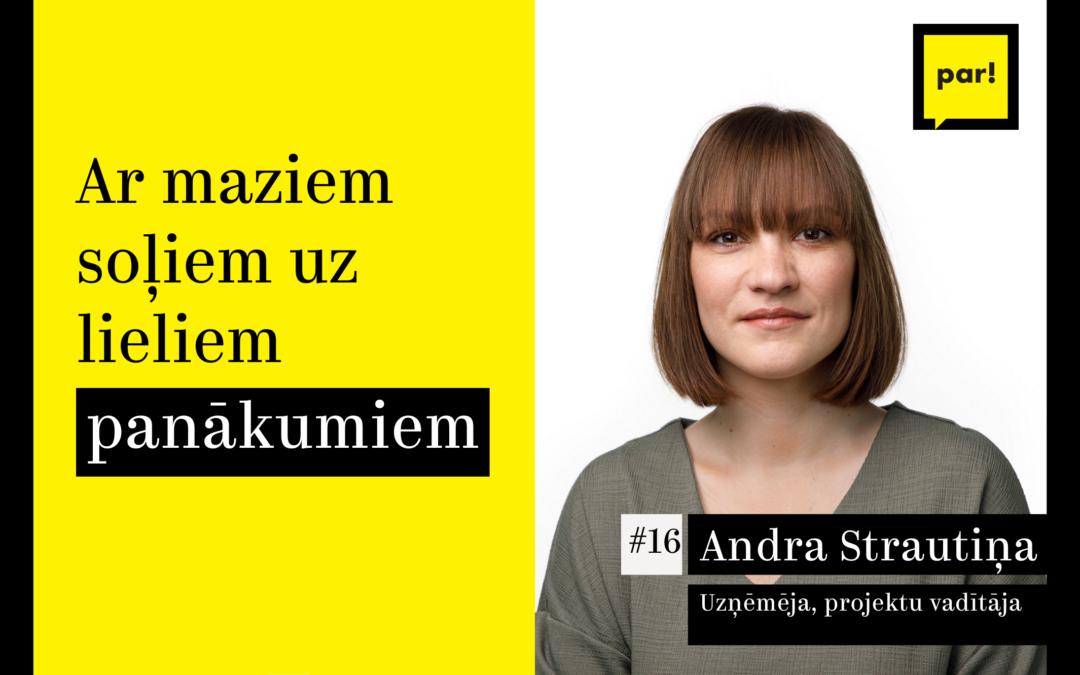 Andra Strautiņa: Liepājā nepieciešama atvērta un iekļaujoša pārvaldība ar lielāku iedzīvotāju iesaisti pilsētas attīstībā