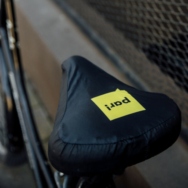 Mitrumizturīgs poliestera pārvalks velosipēda sēdeklim