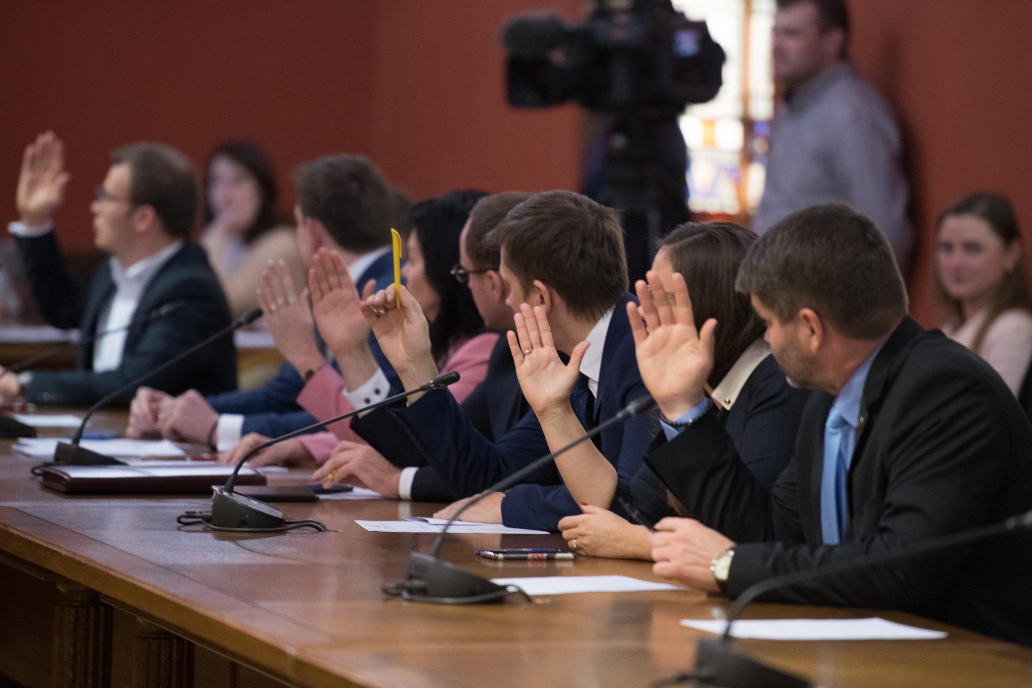 """Iepazīsties ar """"Attīstībai / Par!"""" frakcijas deputātu pārstāvniecību Saeimas komisijās"""