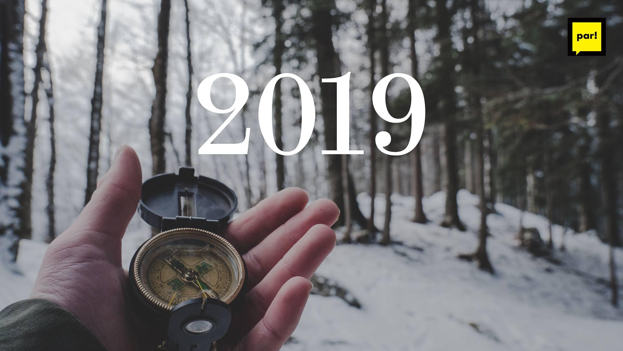 LAIMĪGU 2019. GADU!