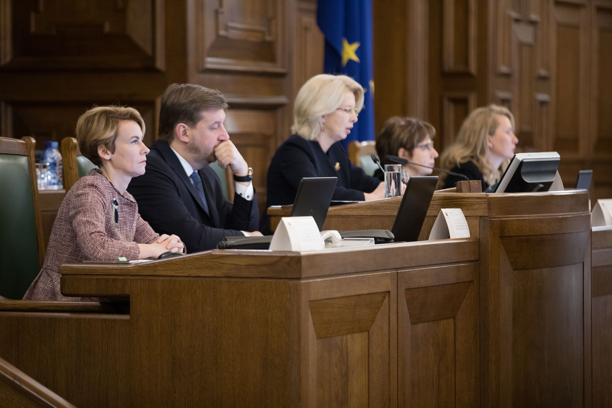Nepilsoņu bērnu likumprojekts ir nodots Cilvēktiesību komisijai