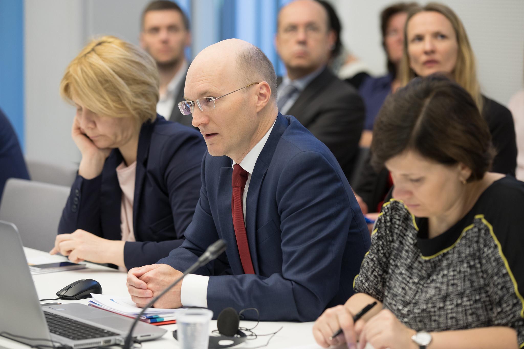 PVO eksperts atbalsta veselības ministres aicinājumu palielināt finansējumu veselības aprūpei