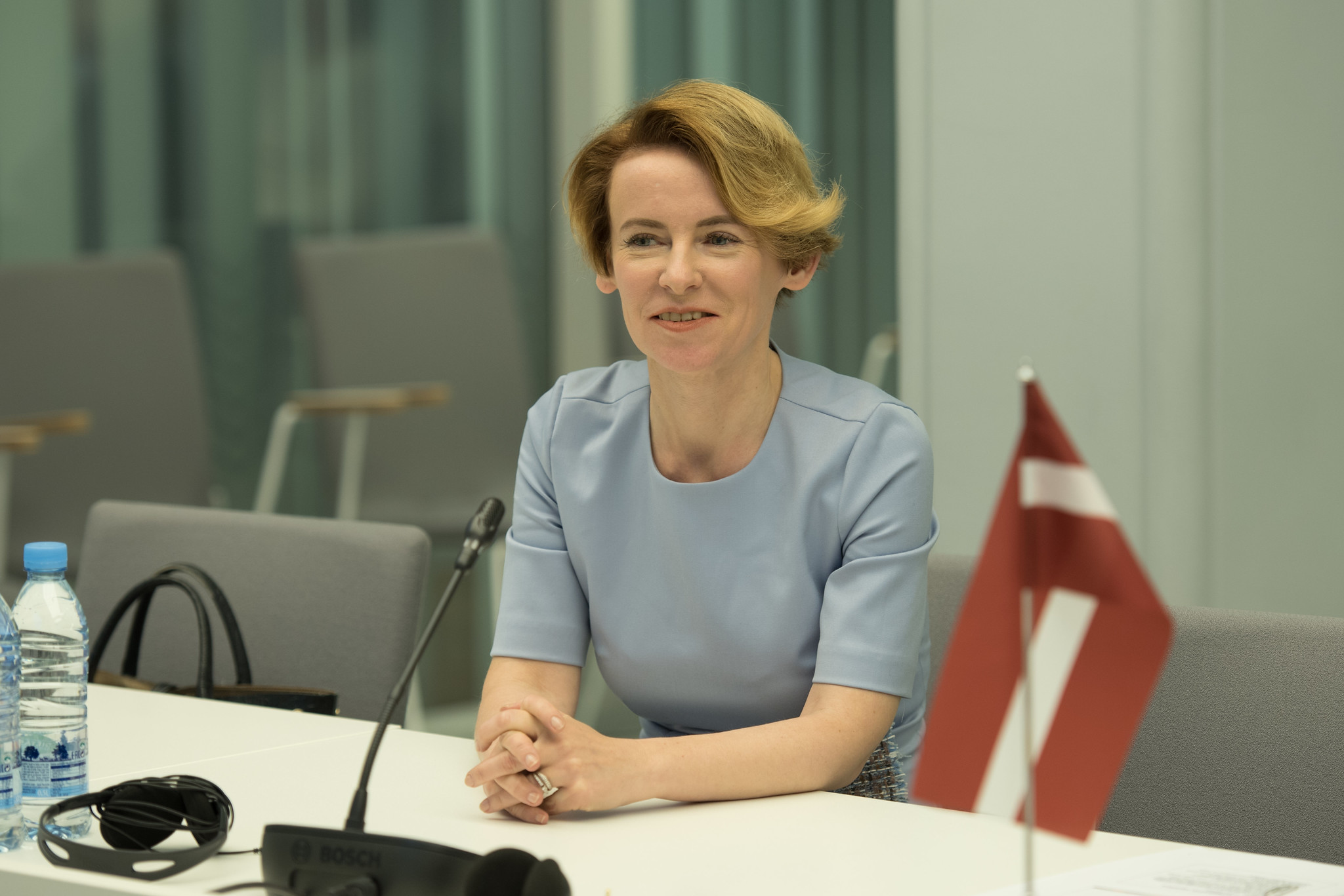 Marija Golubeva: skolu padziļināto programmu tālāka finansēšana ir bērnu interesēs