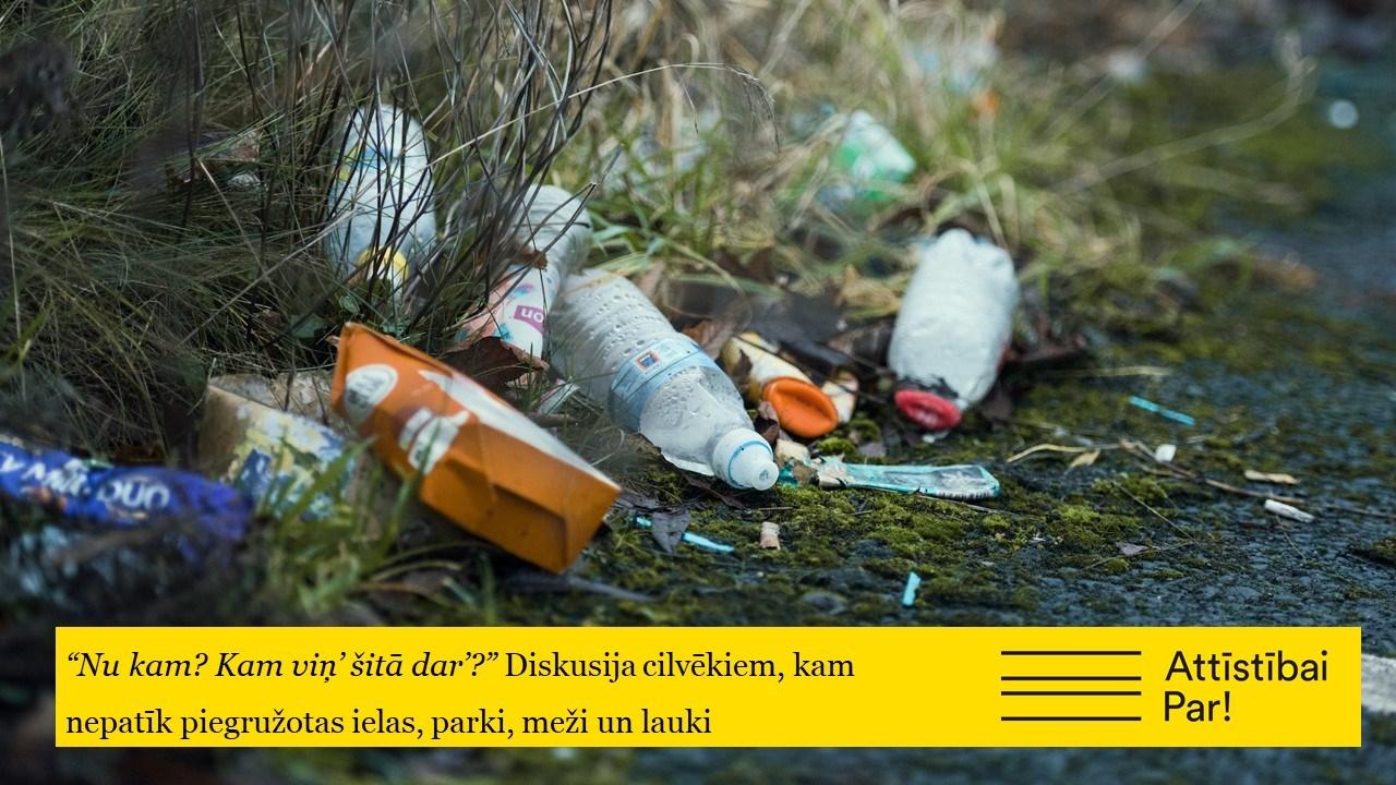 Saruna par atkritumiem un vidi 27.11.19. in English