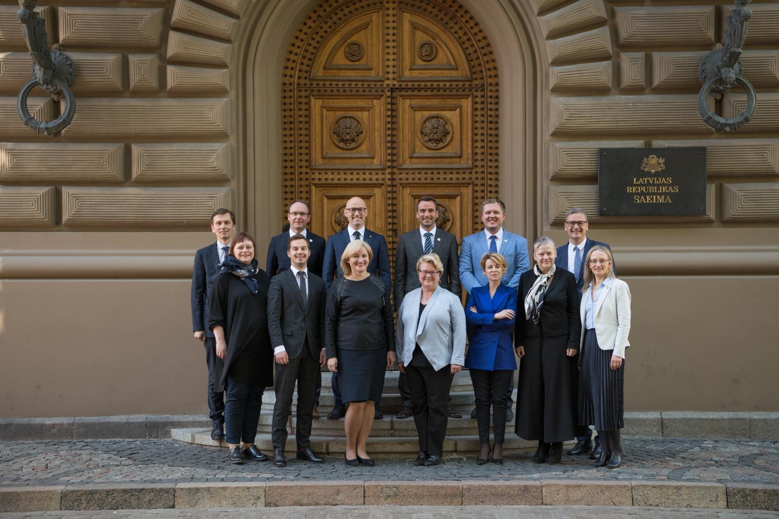 """Satiec """"Attīstībai / Par!"""" Saeimas deputātus Rīgā!"""