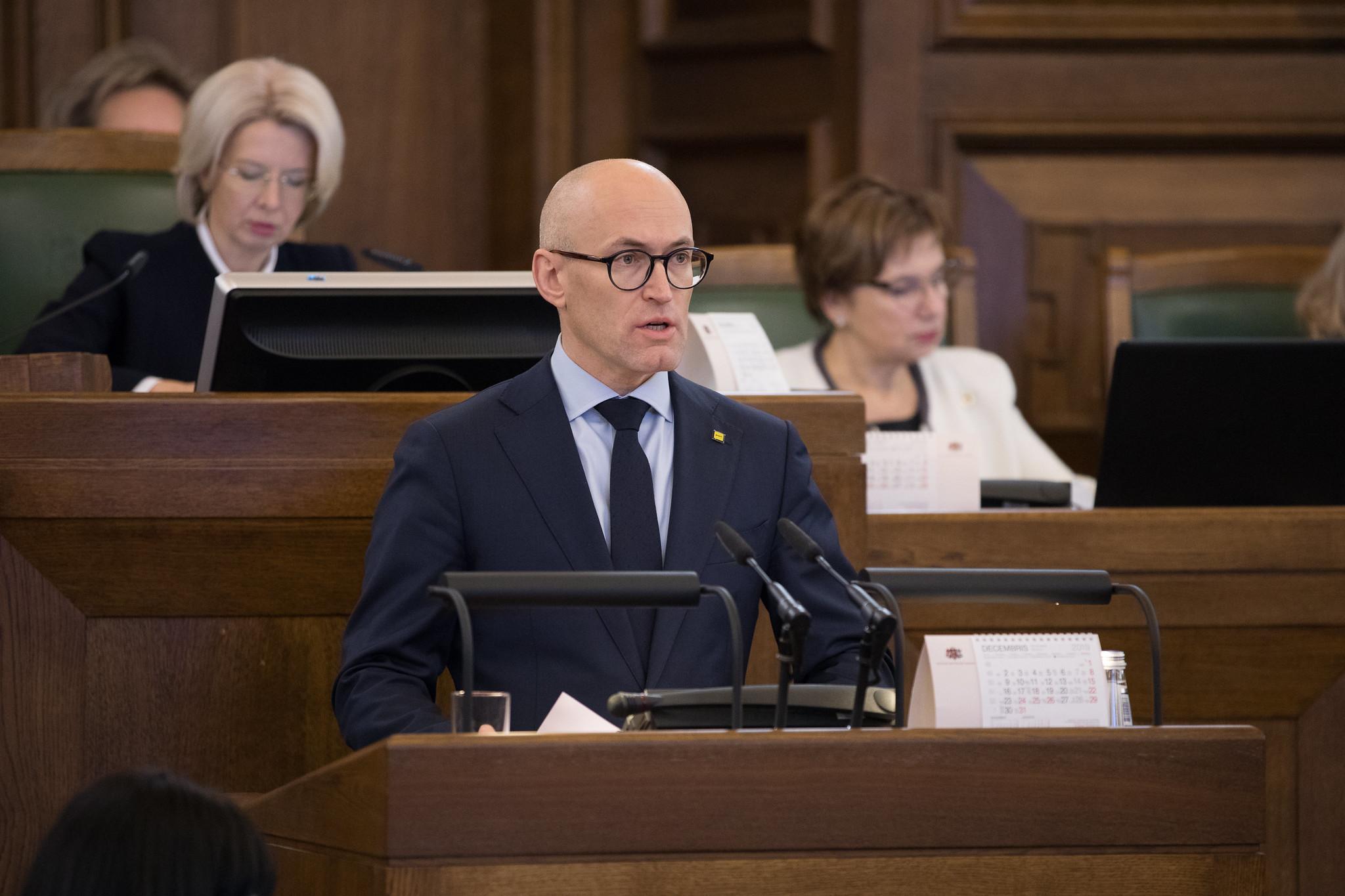 Pavļuts: Saeimas vairākums vēlas saglabāt pašvaldību monopolu atkritumu biznesā