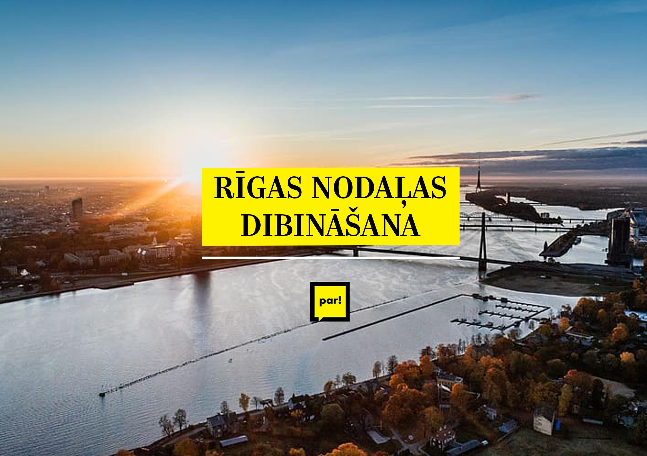 """Kustība """"Par!"""" gatavojas pašvaldību vēlēšanām un dibina nodaļu Rīgā"""