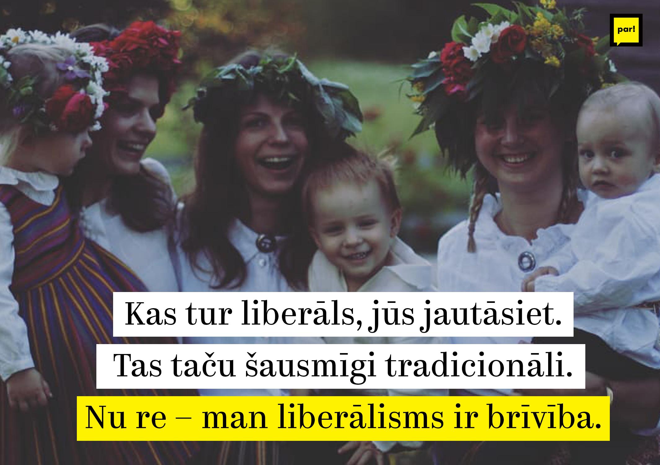 Māra Laizāne: Kā liberāli svinēt Līgo
