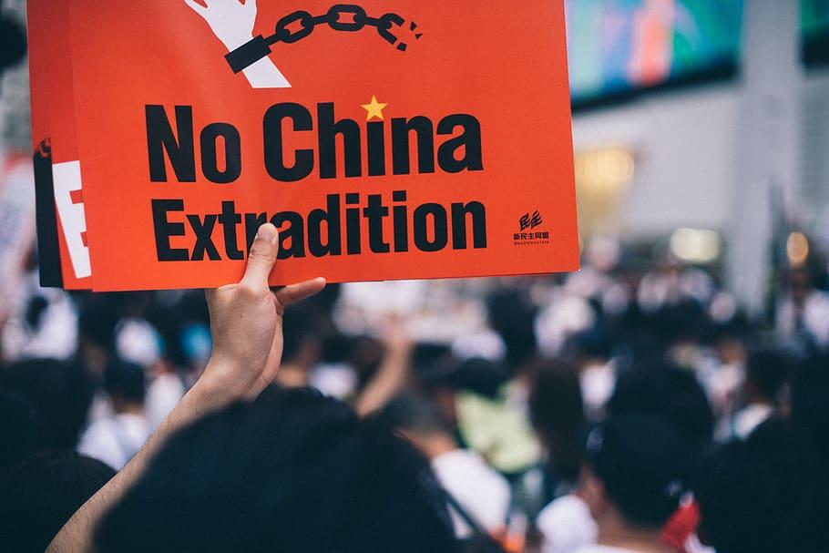 """""""Attīstībai/Par!"""": Honkonga ir tests Eiropas vērtībām"""