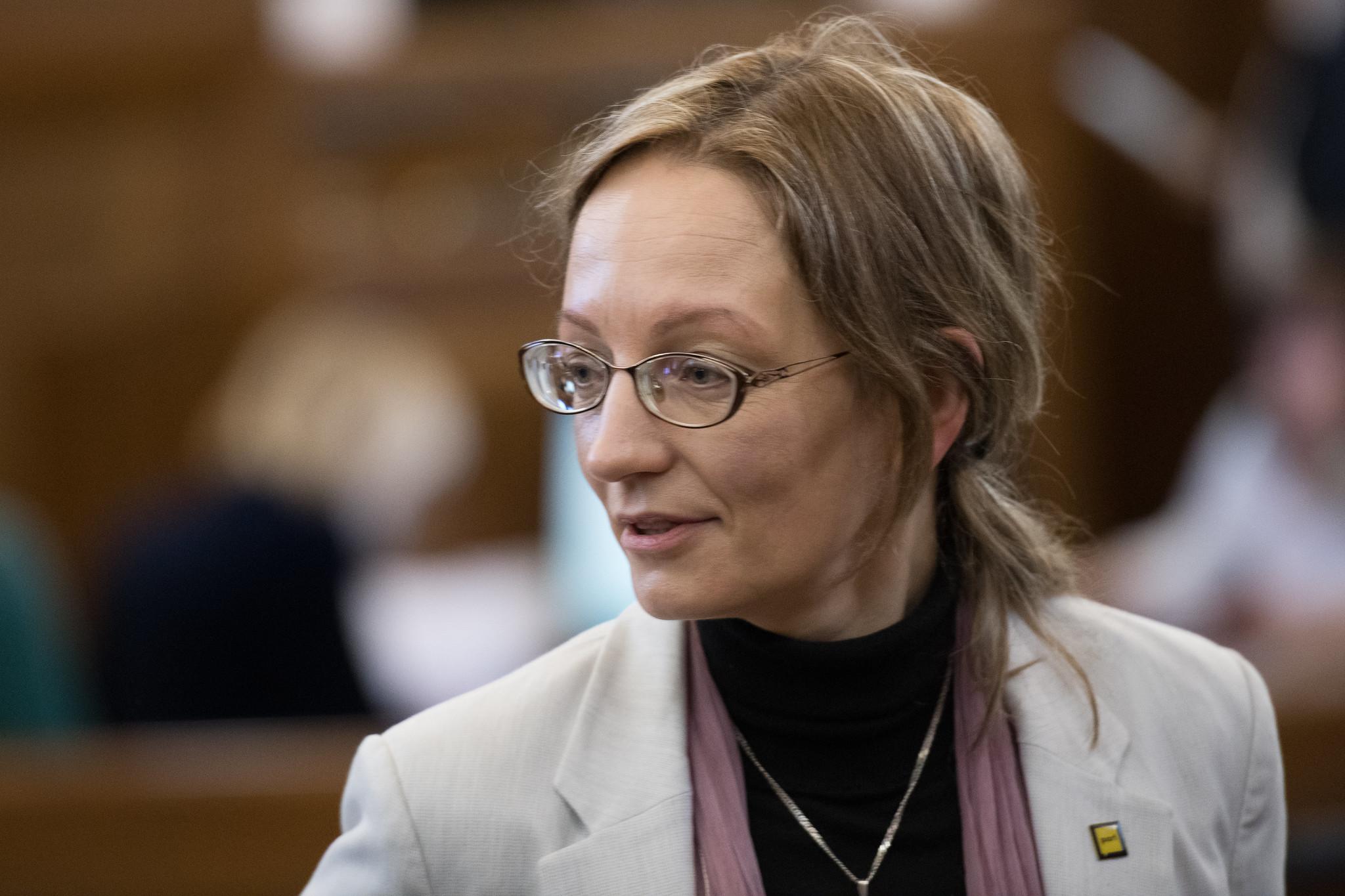 Saeimas deputātes Daces Bluķes paveiktais: no ērtākām vēlēšanām līdz tīrākai videi Baltijas kultūras pasākumos