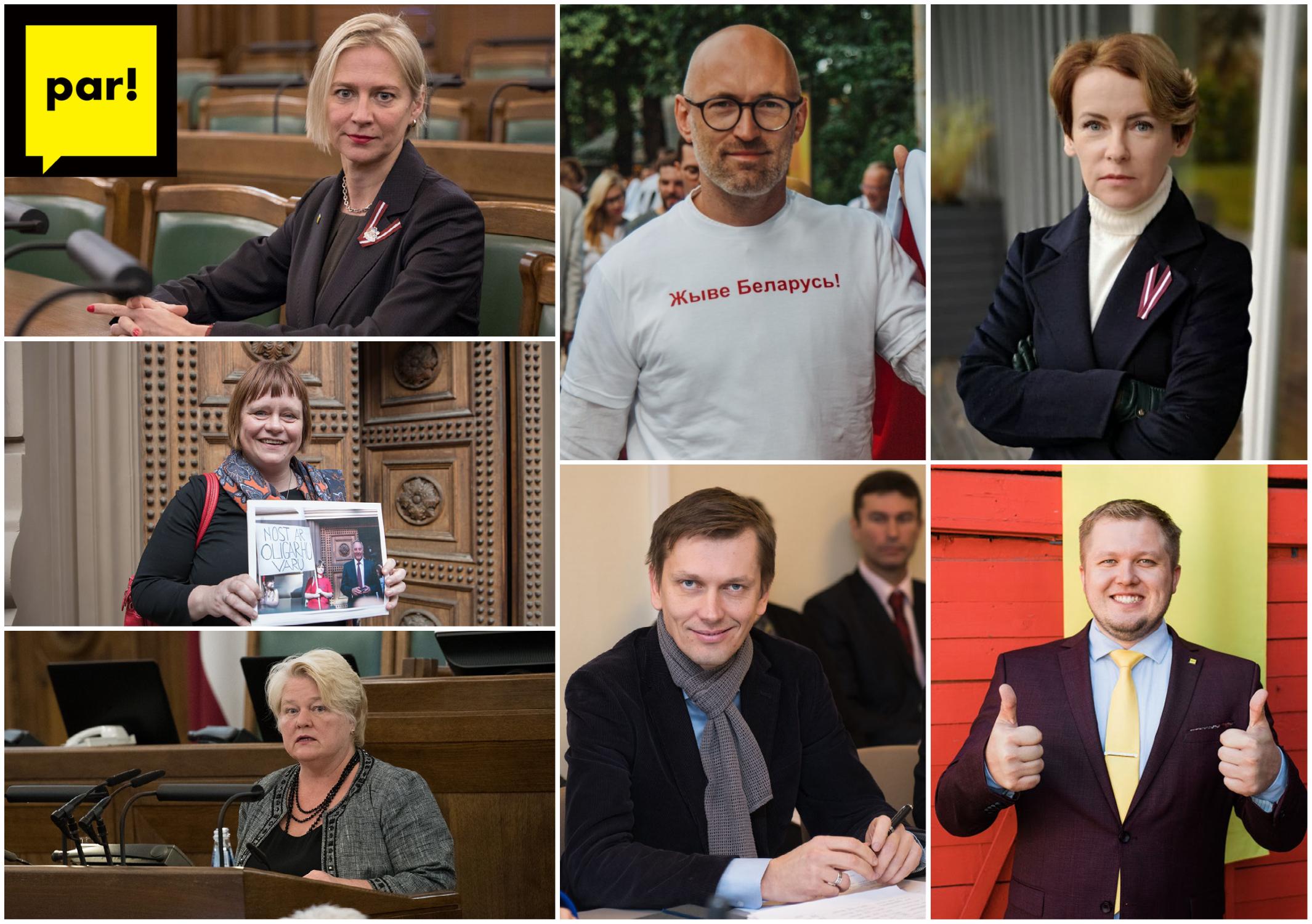 Svarīgākie darbi Saeimā 2020. gada rudenī