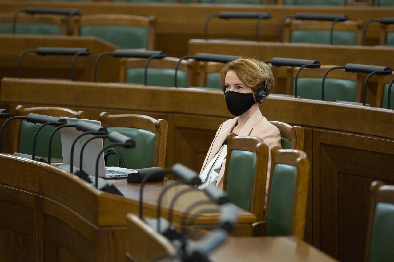 Marija Golubeva: Aicinām atvērt augstskolas profesoriem un zinātniekiem no visas pasaules!